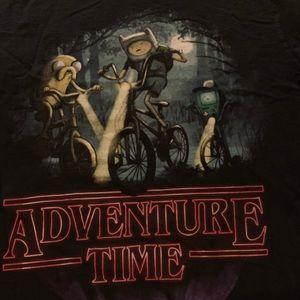 Adventure Time t-shirt, L